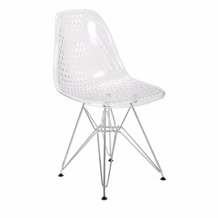 Compton Dando Transparent Dining Chair by Ivy Bronx