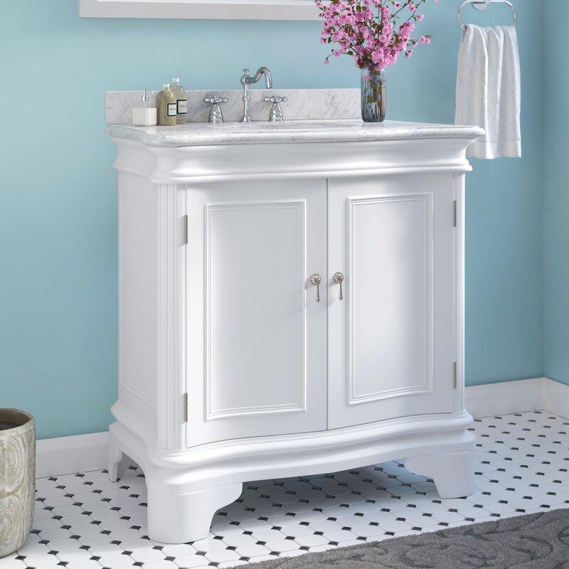 Charlton Home Toller 36 Single Bathroom Vanity Set Reviews Wayfair