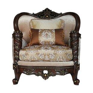 Dillan Armchair by Astoria Grand Best Design