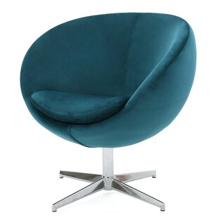 Ted Swivel Barrel Chair by Wad..