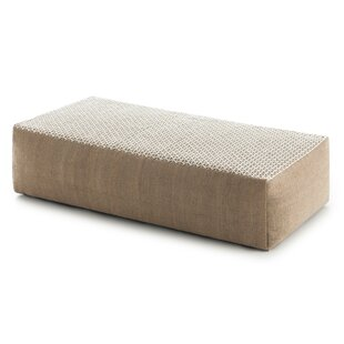 GAN RUGS Space Raw Pouf