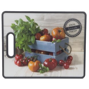 Farmhouse Plastic Cutting Board