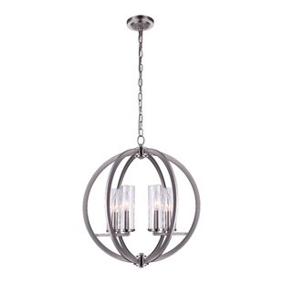 CWI Lighting 6-Light Penda..
