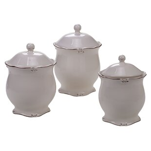 Vintage Kitchen Canister (Set of 3)
