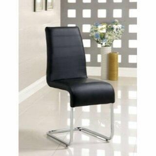 Appomattox Upholstered Dining Chair by Orren Ellis SKU:AE176068 Description