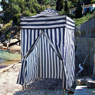4 Ft. W x 4 Ft. D Steel Pop-Up Canopy by Calhome