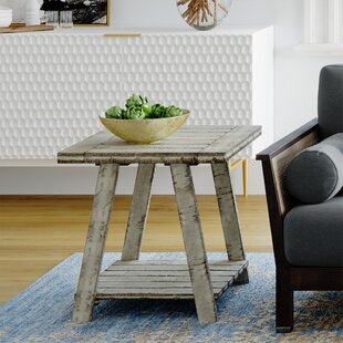 Best Reviews Asbury End Table by Gracie Oaks
