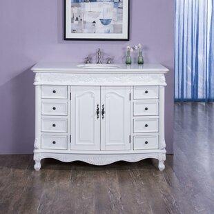 Schuyler 48 inch  Single Bathroom Vanity Set