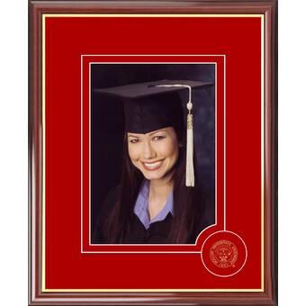 Campus Images Ncaa South Alabama Jaguars Spirit Diploma Frame Reviews Wayfair
