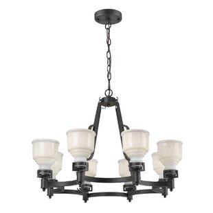 Gracie Oaks Melynnie 8-Light S..