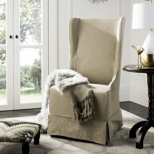 Quickview & Linen Covered Dining Chairs | Wayfair