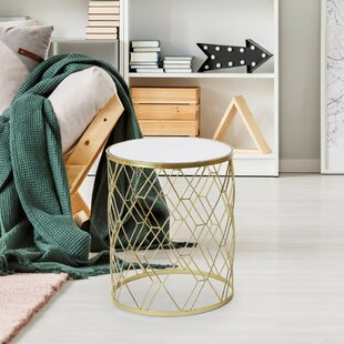 Osias Decorative Round 2 Piece Nesting Tables by Mercer41