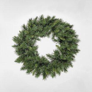 Kateson 60cm Fir Wreath By Hazelwood Home