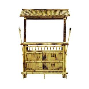 RAM Game Room Bamboo Tiki Bar