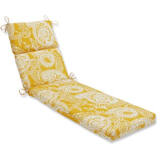 Addie Indoor/Outdoor Chaise Lounge Cushion