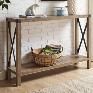 Nault Urban Console Table