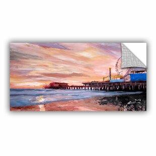Beach Pier Wall Art Wayfair