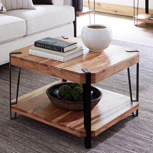 Tindal Live Edge Coffee Table