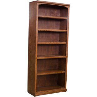 Magellan Traditional Standard Bookcase By Canora Grey