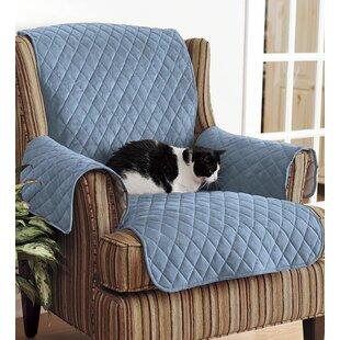 T-Cushion Sofa Slipcover by Plow & Hearth