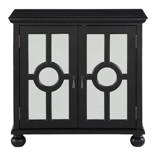 Colusa 2 Door Mirrored Accent Cabinet By House Of Hampton