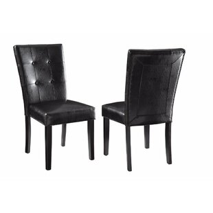 Looking for Goldmann and Elegant Upholstered Dining Chair (Set of 2) by Red Barrel Studio Reviews (2019) & Buyer's Guide