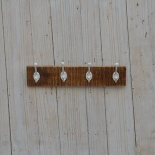 Dalessio Wall Mounted Coat Rack By Fleur De Lis Living