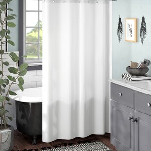 EVA Single Shower Curtain Liner