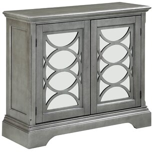 Mckinnie 2 Door Accent Cabinet by Bungalow Rose