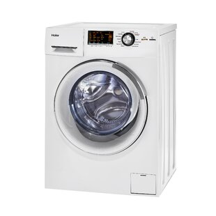 2.0 cu. ft. All In One Combo Washer and Electric Dryer by Haier