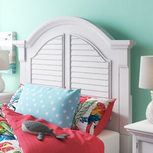 Dickens Panel Headboard by Beachcrest Home