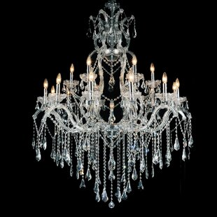 Atkinson 19-Light Chandeli..
