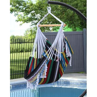 Banach Cotton Chair Hammock by Bungalow Rose