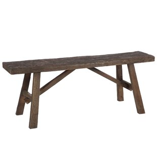 Ellsworth Wood Bench By Union Rustic