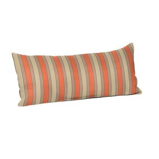 Halcomb Outdoor Lumbar Pillow