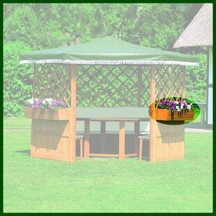 Planter Box For Torrino Und Tivoli Pavillion By Sol 72 Outdoor