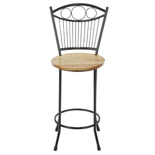 Savings Albia French 27 Bar Stool by Fleur De Lis Living Reviews (2019) & Buyer's Guide