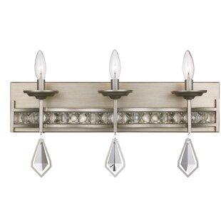 House of Hampton Badgley 3-Light Vanity Light
