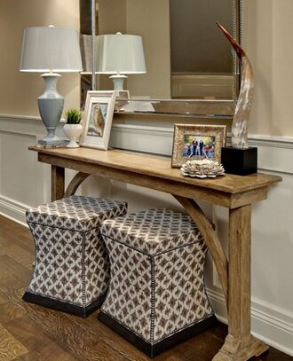 5 places to use a console table | wayfair