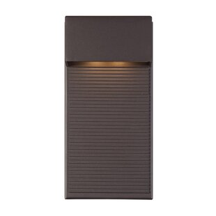 Modern Forms Hiline 2-Light LED Outdoor Flush Mount
