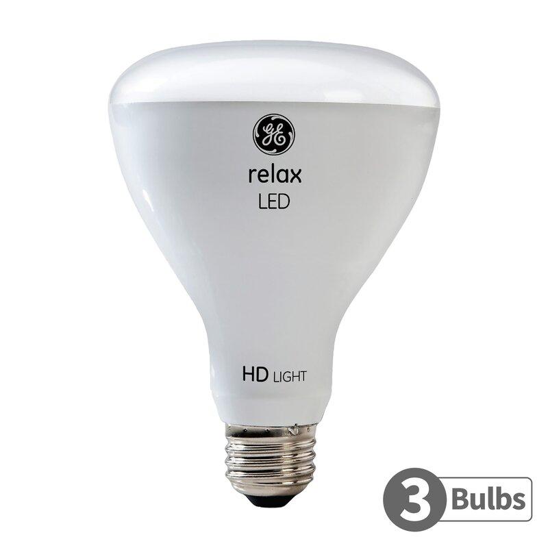 Ge Lighting 8 Watt 65 Watt Equivalent Br30 Led Dimmable Light Bulb 2700k E26 Medium Standard Base Wayfair