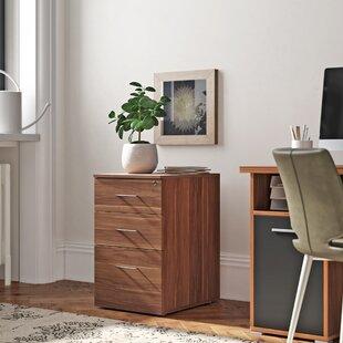 Bondurant 3-Drawer Filing Cabinet By Brayden Studio