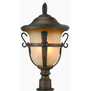 Hepler 3-Light Lantern Head by Charlton Home