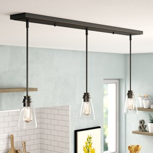 Kitchen Island Laurel Foundry Modern Farmhouse Pendant Lighting You Ll Love In 2021 Wayfair