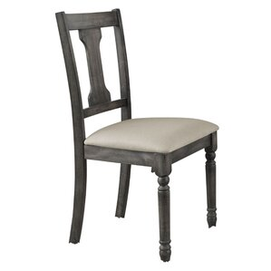 Isadore Side Chair (Set of 2) by Charlton..
