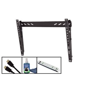 Tilt TV Wall Mount Kit for 37