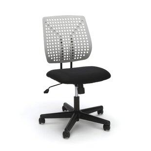 Symple Stuff Traditional Plastic Back Task Ergonomic Office Chair