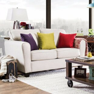 Shop for Pandora Loveseat by Brayden Studio Reviews (2019) & Buyer's Guide