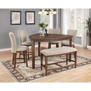 Bucknell Counter Height Dining Table by Bloomsbury Market Spacial Pricet