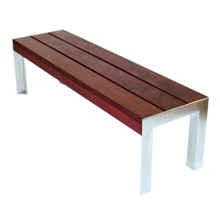 Cool Etra Stainless Steel Picnic Bench Customarchery Wood Chair Design Ideas Customarcherynet